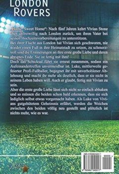 Buchdeckel von London Rovers: Vivian und Luke