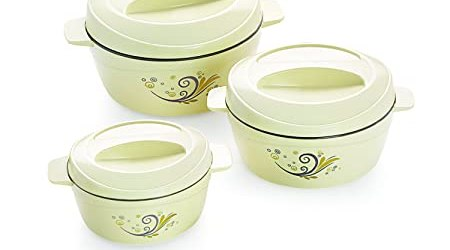 Cello Cuisine Insulated Casserole Gift Set, 3-Pieces