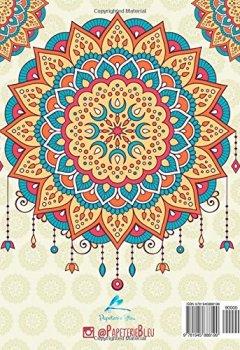 Livres Couvertures de Mandalas Pour Méditer: Livre De Coloriage Pour Adultes: Un cadeau unique inspirant et motivant pour hommes, femmes, adolescents et seniors pour une méditation de pleine conscience et une art-thérapie