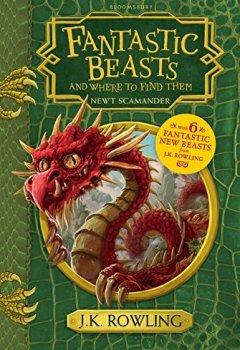 Livres Couvertures de Fantastic Beasts & Where to Find Them (ANGLAIS)