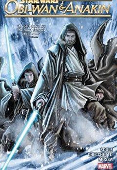 Livres Couvertures de Star Wars: Obi-Wan & Anakin