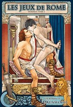 Livres Couvertures de Les jeux de Rome: Dominus : Tome 2