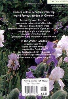 Livres Couvertures de Planting Schemes from Monet's Garden