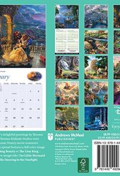 Livres Couvertures de Disney Dreams Collection 2019 Calendar