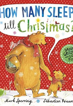 Livres Couvertures de How Many Sleeps till Christmas?