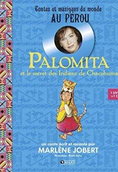 Livres Couvertures de Palomita et le secret des indiens de chacohuma