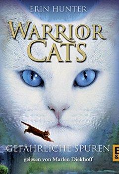 Buchdeckel von Gefährliche Spuren (Warrior Cats 5)