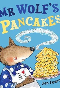 Livres Couvertures de Mr Wolf's Pancakes