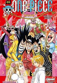 Livres Couvertures de One Piece - Édition originale - Tome 86