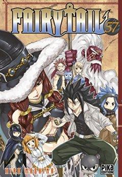 Livres Couvertures de Fairy Tail T57