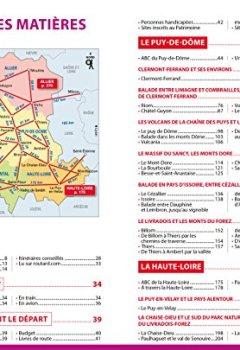 Livres Couvertures de Guide du Routard Auvergne 2018