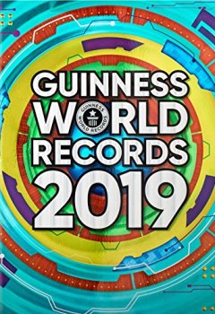 Livres Couvertures de Guinness World Records 2019
