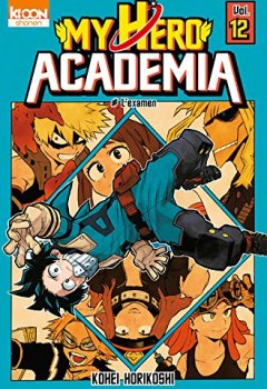 Livres Couvertures de My Hero Academia T12 (12)
