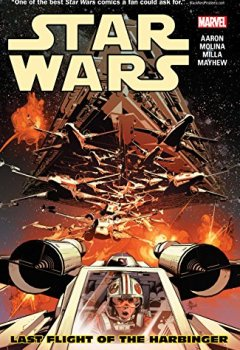 Livres Couvertures de Star Wars Vol. 4: Last Flight of the Harbinger