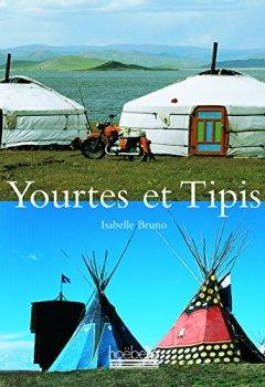 Livres Couvertures de Yourtes et Tipis