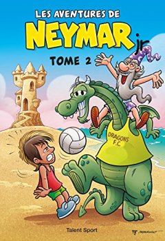 Livres Couvertures de Les aventures de Neymar Jr - Tome 2