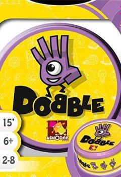 Livres Couvertures de Asmodee - DOBB01FR - Jeu d'ambiance - Dobble
