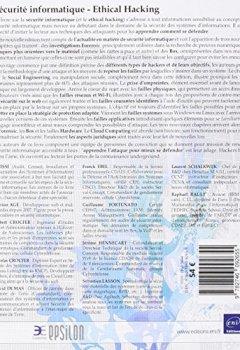 Livres Couvertures de Sécurité informatique - Ethical Hacking - Apprendre l'attaque pour mieux se défendre (4ième édition)