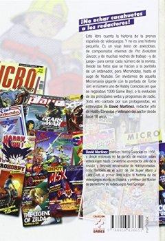 Portada del libro deDe Micro Hobby a You Tube. La prensa de videojuegos en España