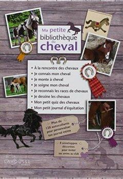 Livres Couvertures de La petite bibliothèque du cheval