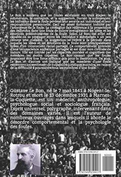 Livres Couvertures de Psychologie des foules