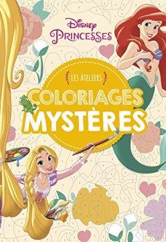 Livres Couvertures de Disney Princesses : Les ateliers