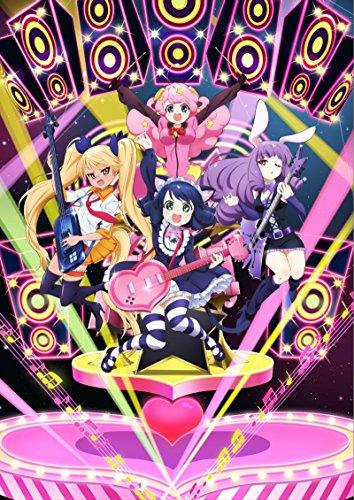 SHOW BY ROCK!! 1(新規書き下ろしキャラクターソングCD(2曲)付き)(アプリゲーム「SHOW BY ROCK!!」アニメオリジナルURブロマイドDLコード付き) [Blu-ray]