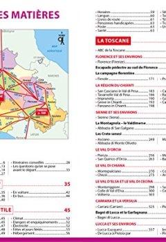Livres Couvertures de Guide du Routard Toscane, Ombrie 2017