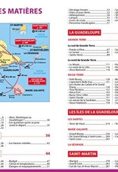 Livres Couvertures de Guide du Routard Guadeloupe 2018: St Martin St Barth + rando et plongées