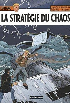 Livres Couvertures de Lefranc, Tome 29 : La stratégie du chaos