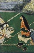 Livres Couvertures de Le Dit du Genji de Murasaki-shikibu illustré par la peinture traditionnelle japonaise