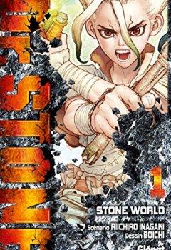 Livres Couvertures de Dr. Stone - Tome 01: Stone World