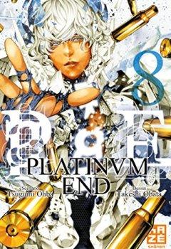 Livres Couvertures de Platinum End T08