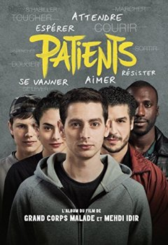 Livres Couvertures de Patients