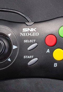 Livres Couvertures de Neo Geo Mini - Manette - Noir