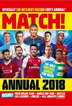 Livres Couvertures de Match! Annual 2018