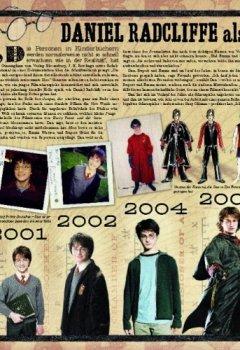 Buchdeckel von Harry Potter: Der große Filmzauber (Erweiterte Neuausgabe)