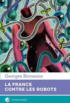 Livres Couvertures de La France contre les robots