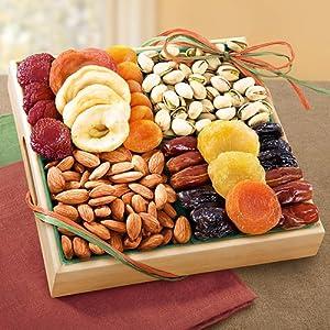Charola de frutas, regalo del dia del padre de 9MESES