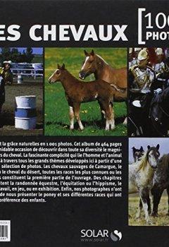 Livres Couvertures de Les chevaux en 1001 photos NE