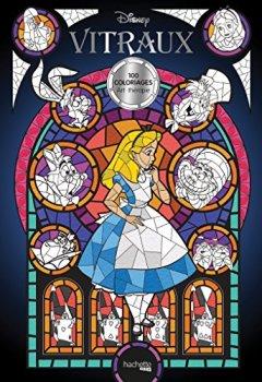 Livres Couvertures de Disney Vitraux