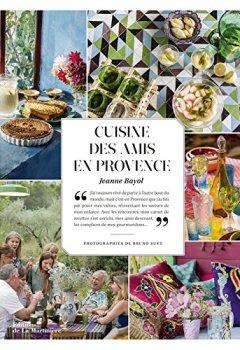 Livres Couvertures de Cuisine des amis en Provence