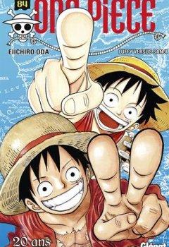 Livres Couvertures de One Piece - Édition Originale 20 Ans - Vol.84