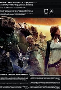Livres Couvertures de The Art of the Mass Effect Universe