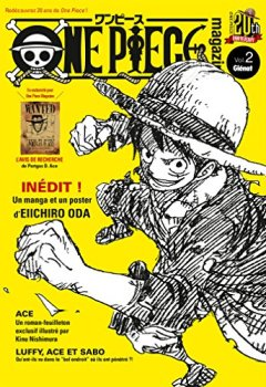 Livres Couvertures de One Piece Magazine - Tome 02