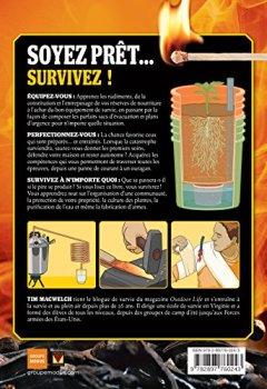 Livres Couvertures de Guide total survie extrême