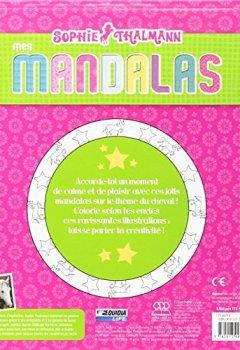Livres Couvertures de Sophie Thalmann / Mes mandalas