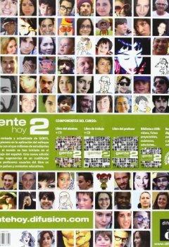 Livres Couvertures de Gente hoy 2 B1 : Libro del alumno (1CD audio)