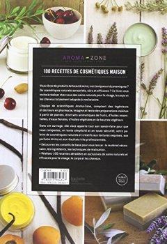 Livres Couvertures de 100 recettes de cosmétiques maison
