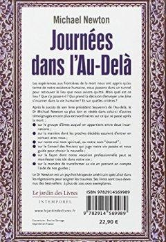 Livres Couvertures de Journées dans l'Au-Delà